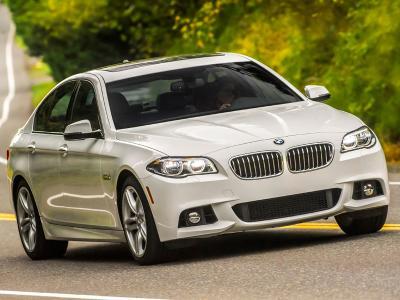 خودروی بی ام و سری 5 2010