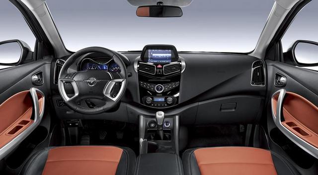 خودرو هایما S5 داخلی