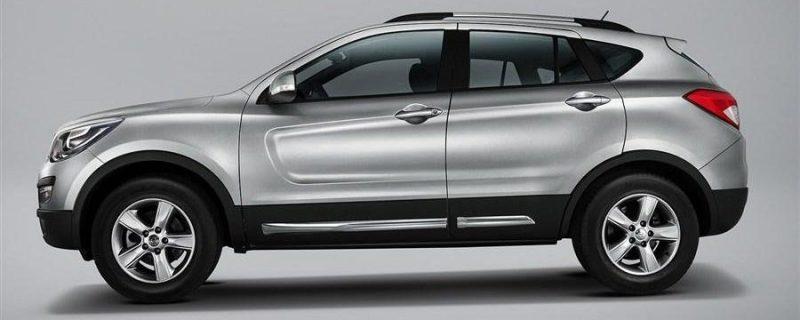 خودرو هایما S5 جانبی