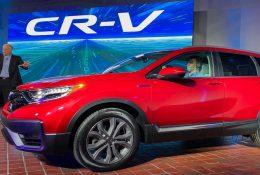 خودروی هوندا CR-V مدل 2020