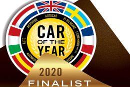 خودروهای فینالیست 2020 اروپا