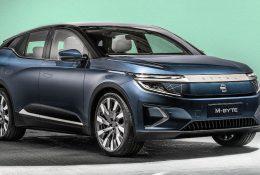 فروش خودروهای چینی بایتون در آمریکا