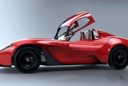 دیزاین وان، اولین خودروی گروه جانارلی