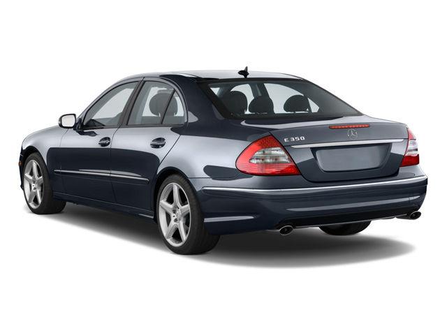 مرسدس بنز سری E مدل 2008