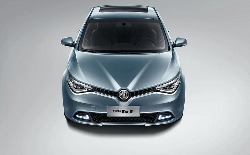 MG GT قیمت