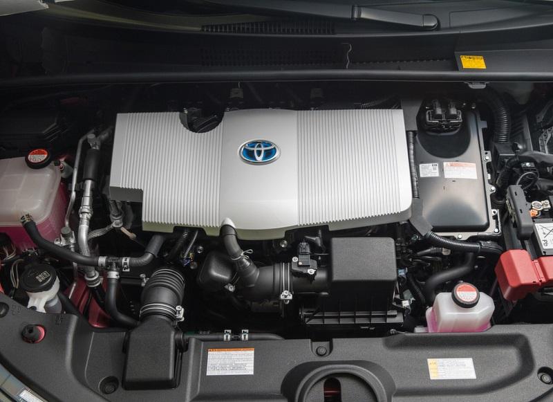 موتور تویوتا پریوس