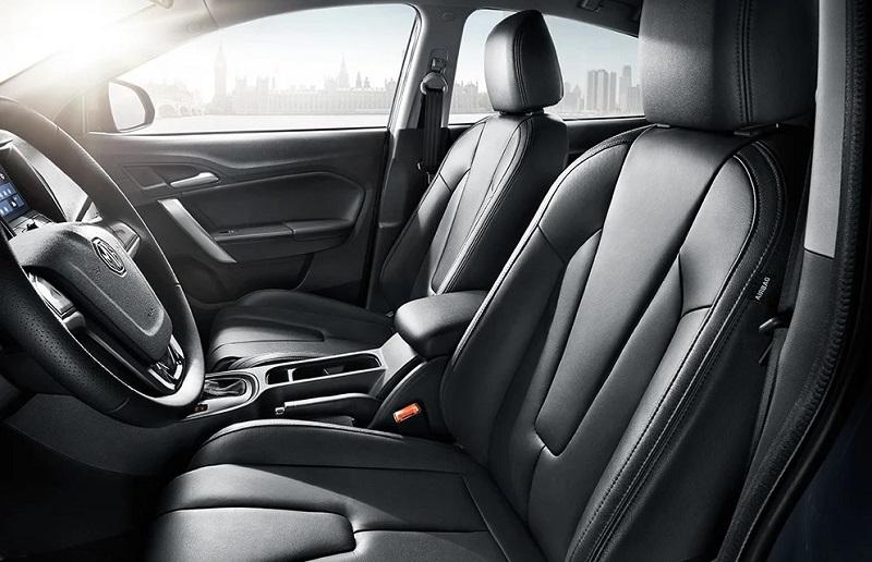 MG GT داخلی