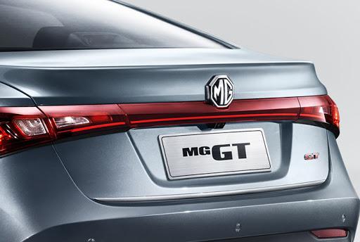 ام جی MG GT