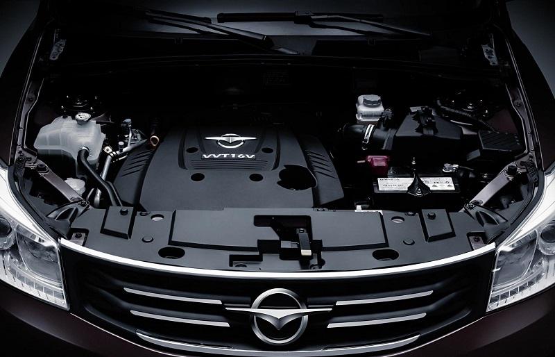 بررسی هایما S7 موتور