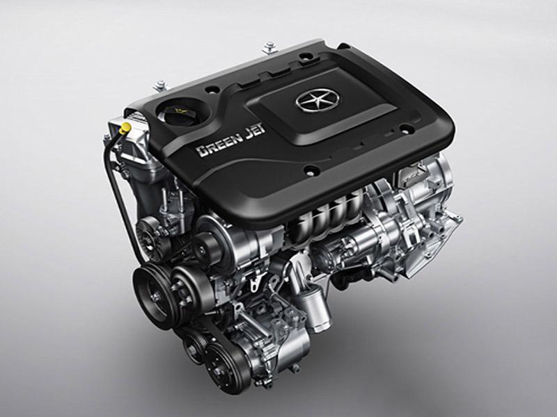 بررسی جک S3 موتور