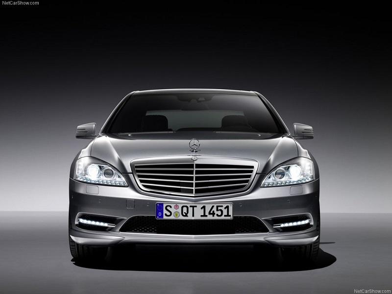 مرسدس بنز S500 2012