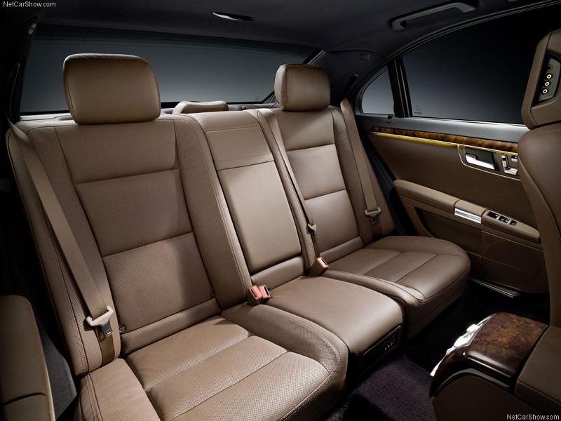 مرسدس بنز S500 داخل 2011