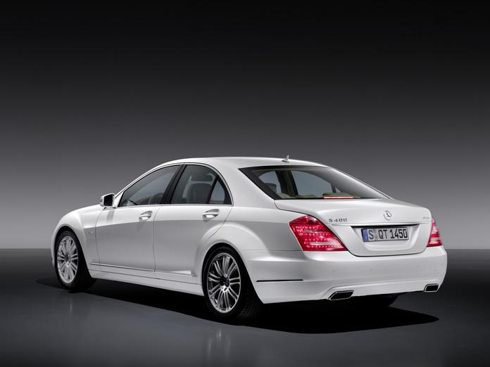 مرسدس بنز S500 2011